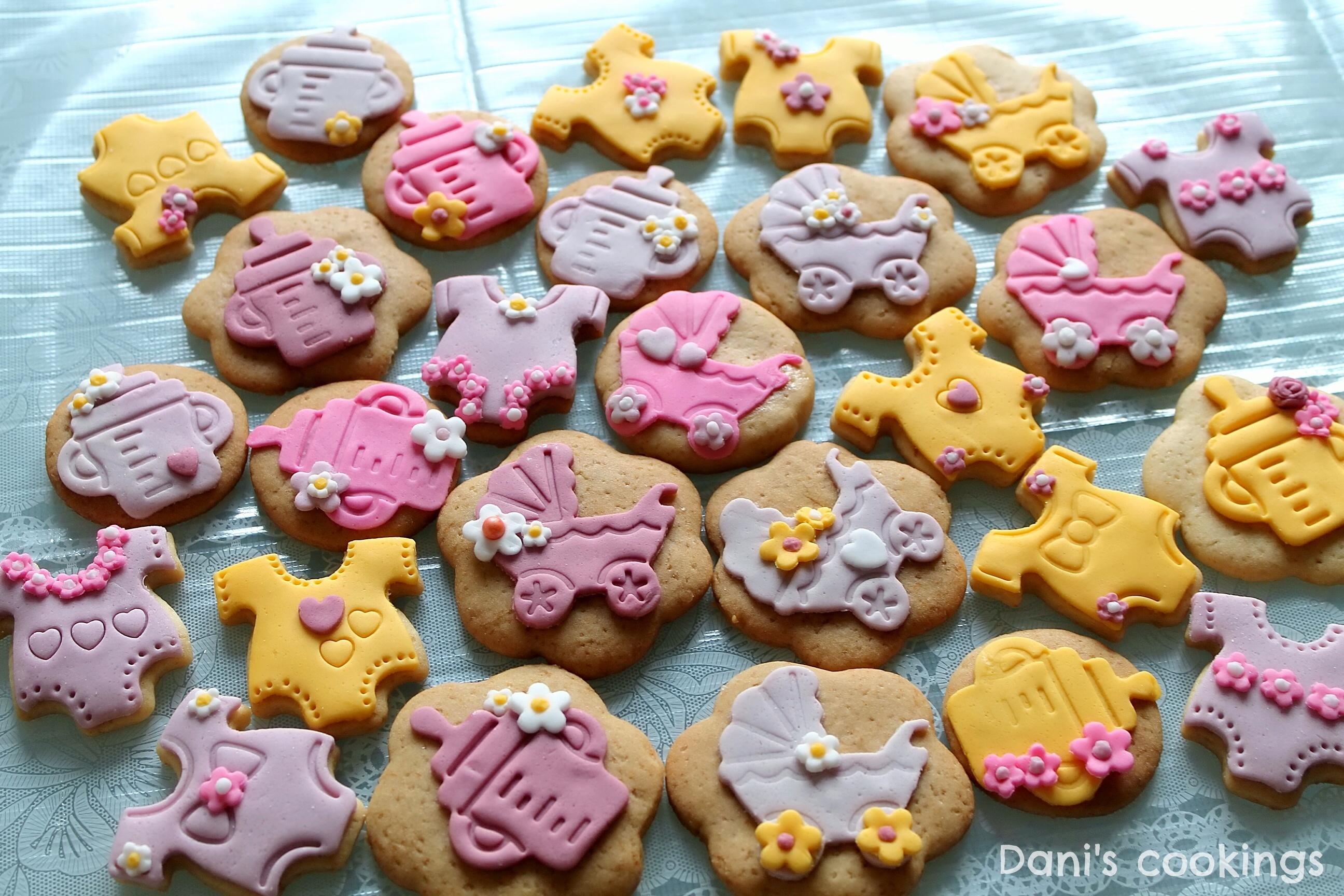 Baby Cake Amp Cookies Dani S Cookings