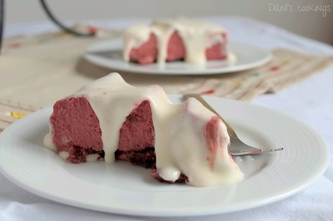 Pink Velvet Cheesecake - daniscookings.wordpress.com